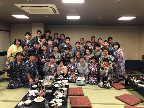 2019年 芝法人会青年部会 納涼祭(ビジネス交流会)「浴衣de交流しNIGHT!」報告書