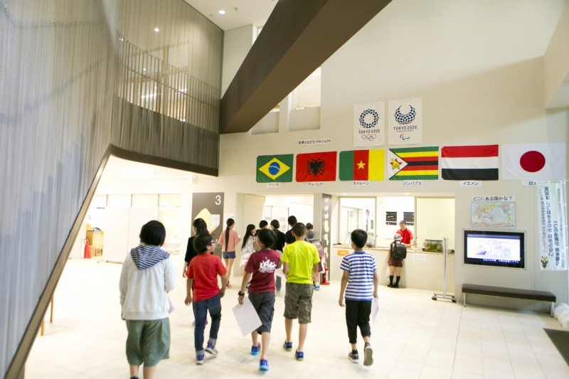 2018年6月7日:特別交流事業:大島町立小学校 3校①